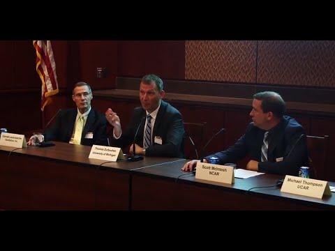 Space Weather Prediction - UCAR Congressional Briefing 2016