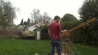 (old) K'nex Gone Wild - Trebuchet 7'5""