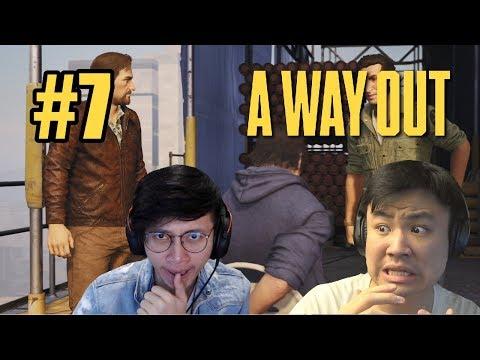 mencari-tanpa-petunjuk-!!---a-way-out-[indonesia]-#7