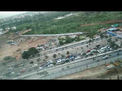 Traffic Jam at Mahadevapura near Bagmane tech park, Bangalore