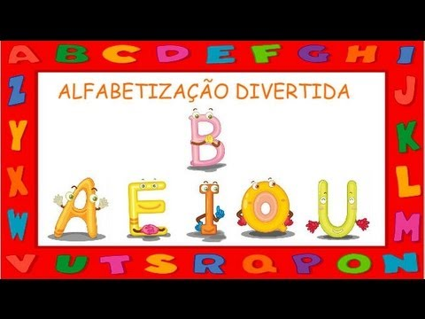 Video Educativo Infantil Alfabetizacao Ba Be Bi Bo Bu Youtube