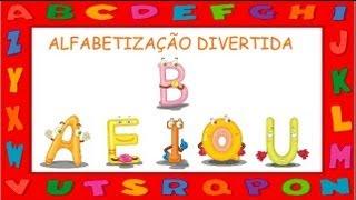 Vídeo Educativo Infantil - Alfabetização BA BE BI BO BU
