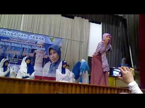 sholatun bissalamil mubin by wafiq azezah dgn iringan hadroh IPMH hkg