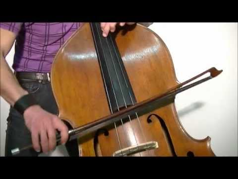 Mozart - Turkish March double bass solo