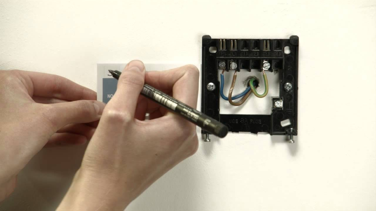 Wire Thermostat Wiring Diagram Hvac Get Free Image About Wiring