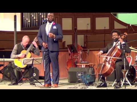 Cleveland P. Jones:  Summertime @ Jazz at Ebenezer