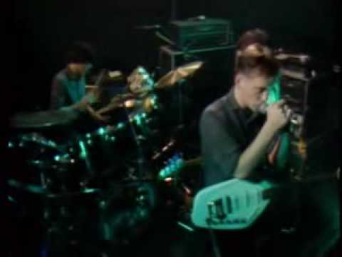NEW ORDER - Everything's Gone Green (Live 1981)