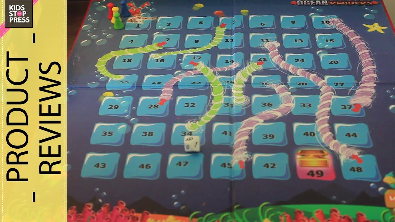 Math board games for children ocean raiders by logic roots youtube ibookread ePUb