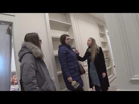 Дизайн интерьера СПб. Декоративная поверхность стен. Технический надзор