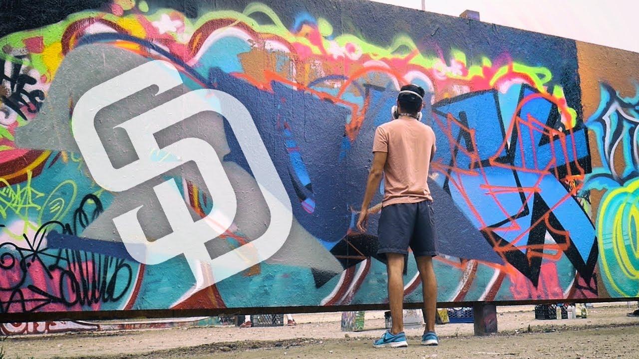 Slightly Illegal Graffiti