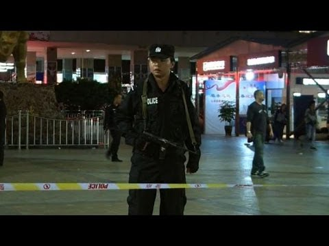 Xinjiang separatists behind deadly China rail attack