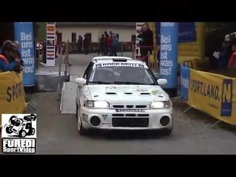 Waldviertel Rallye 2014 Michael Reischer-Stefan Reischer