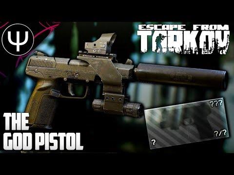 The GOD Pistol (FN Five-seven)! — Escape From Tarkov