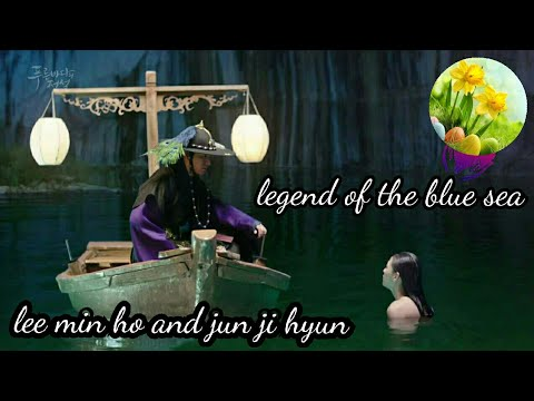 Main Agar kahun mix legends of the blue sea, Historical.