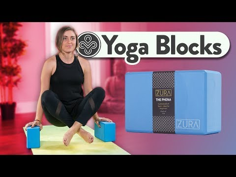 Beginners Guide to Yoga Blocks How to Use Yoga Blocks