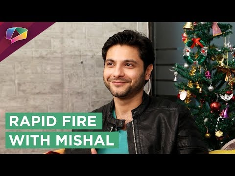Mishal Raheja Answers 10 Rapid Fire Questions With India Forums | Exclusive