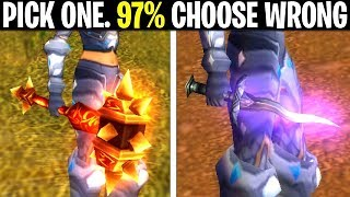 7 OVERPOWERED Items In Classic WoW!
