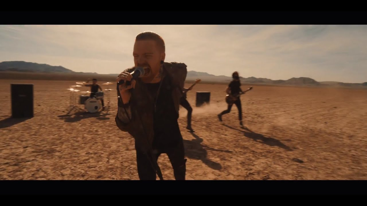 Memphis May Fire — Stay The Course (Official Music Video)