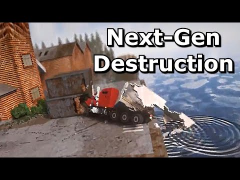 Teardown - Advanced Destruction
