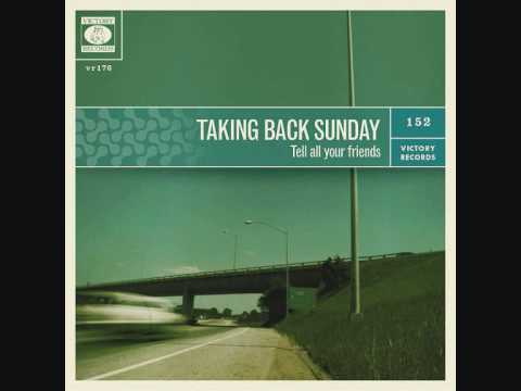Taking Back Sunday - Ghost Man On Third