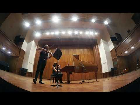 J. S. Bach: Sonata No. 3 For Viola And Harpsichord In G Minor BWV 1029