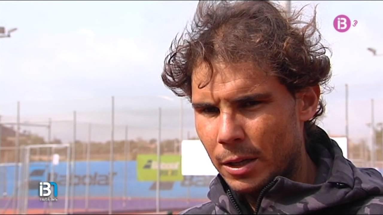 Nadal 2016 Hair