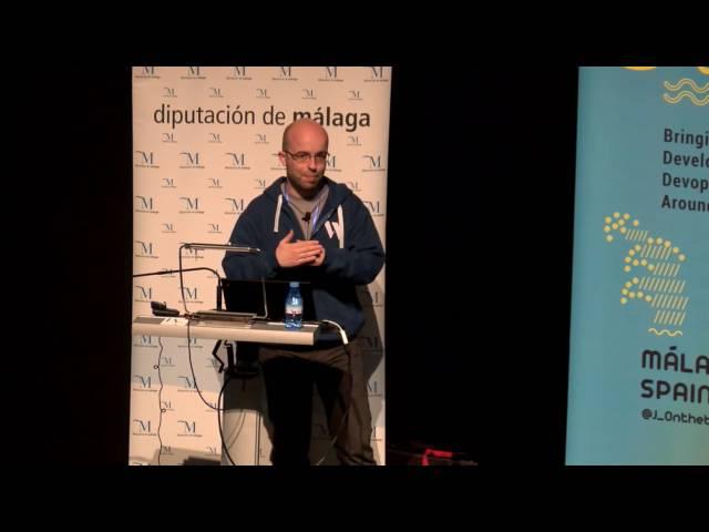 Continuous Delivery – A practical case - Juan Jose Del Rio - JOTB16