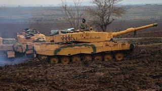 Zeytin Dalı Harekatı Belgeseli (Afrin Operasyonu) - Türk Ordusu vs Ypg Çatışması