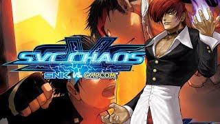 SNK VS CAPCOM CHAOS ARCADE IORI Thumbnail