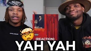 CRAZY!   Eminem - Yah Yah (ft. Black Thought, dEnAun, Q Tip & Royce da 5'9'')