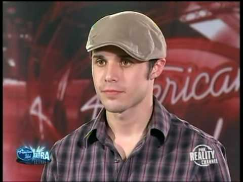 Kris Allen's Audition  A  For You Never Before Seen! HQ
