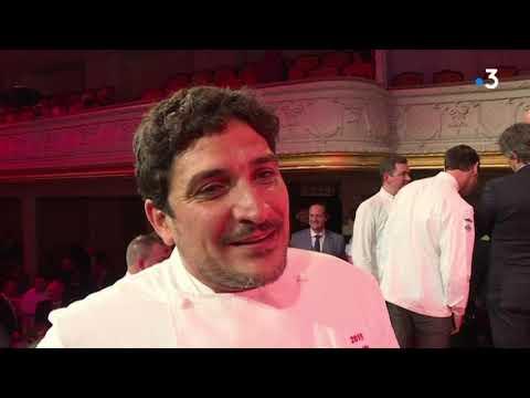 3 étoiles Pour Le Restaurant Mirazur De Menton