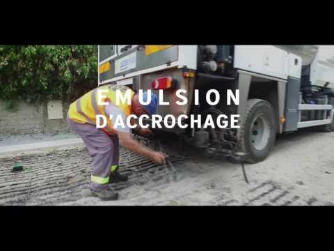 Travaux public, la construction d'une route avec DUBRAC-TP