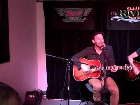 Mat Kearney-Sooner or Later (acoustic)