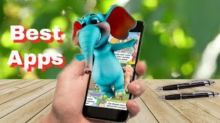 Top 5 Best Augmented Reality Apps - Best AR apps 2018