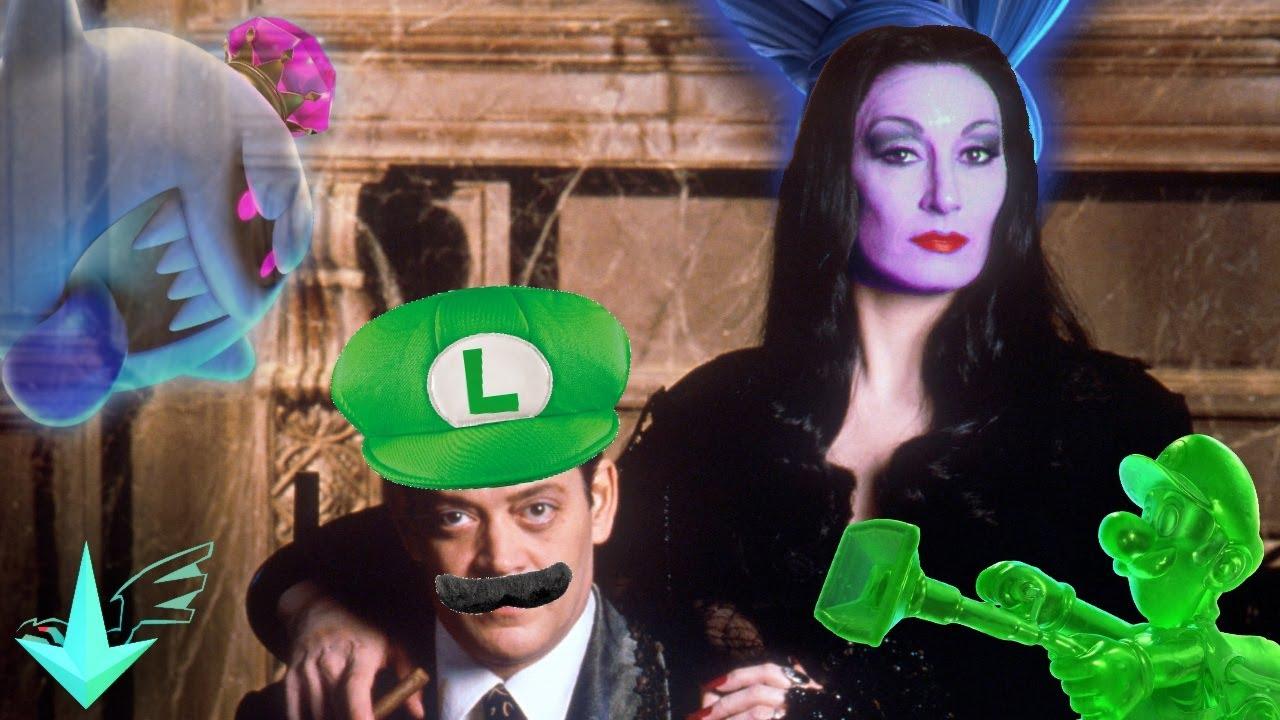 Luigi S Mansion 3 A Song Parody Youtube