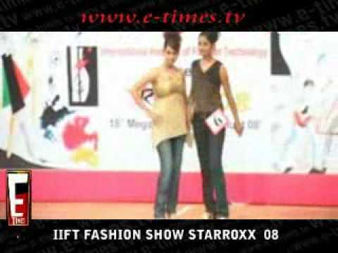 IIFT FASHION SHOW STARROXX  08