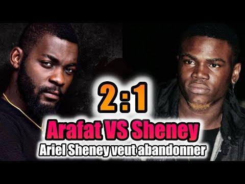 🔴 DJ Arafat VS Ariel Sheney [2:1] _ Sheney en difficulté _ Willstephe