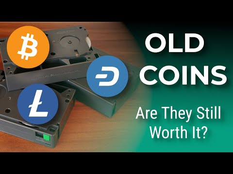 Are Older Cryptocurrencies Still Worth Your Time?