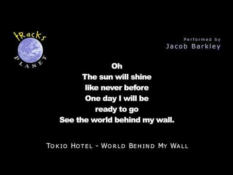 Tokio Hotel - World Behind My Wall  Instrumental Karaoke (HQ)