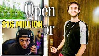 TSM Myth Reacts to Inside Zedd's $16 Million Mansion!! ( Architectural Digest)