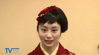 エンタメ動画が満タン「MANTAN TV」 http://mantan-tv.jp/ ≫ 女優の忽那...