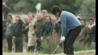 "Severiano Ballesteros ""at THE OPEN CHAMPIONSHIP"""