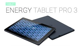 ENERGY TABLET PRO 3 Review