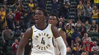 Best Plays From Sunday Night's NBA Action! | Victor Oladipo Gamewinner and More!