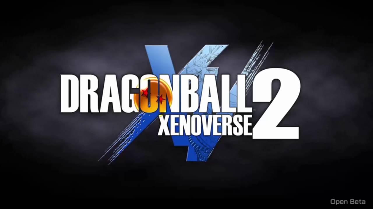 DragonBall Xenoverse 2 OST Title ScreenCharacter