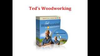 Teds Woodworking Review 2014   Is It Worth It Ted's Woodworking Official™   Wood Dresser Plans