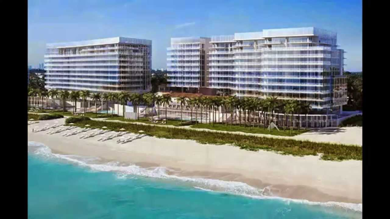The Surf Club Hotel Residences Miami Beach