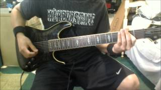 Mushroomhead - Devils Be Damned (Guitar Cover)