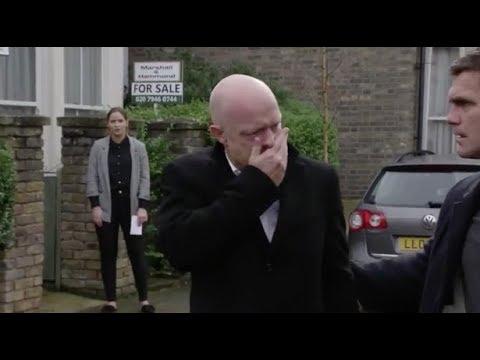 EastEnders - Jack Branning Slaps Max Branning (5th December 2017)